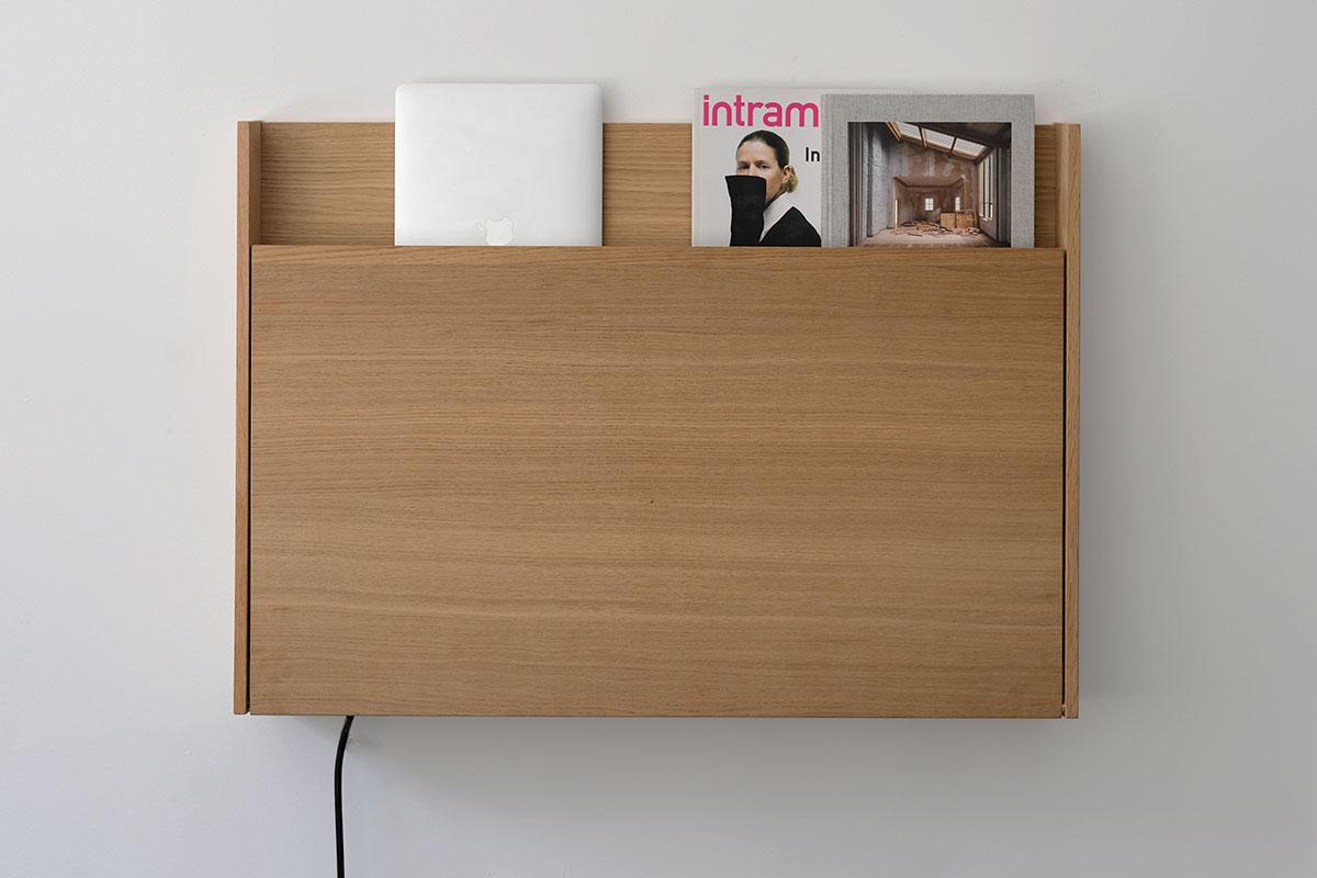 Flap desk designed by Benoit Deneufbourg for MMooD